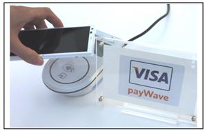 三井住友カード Visa payWave利用イメージ2