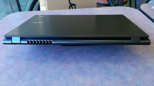 Acer C720 Chromebook セットアップ12