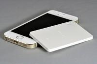 「おサイフケータイ ジャケット 01」とiPhone5s
