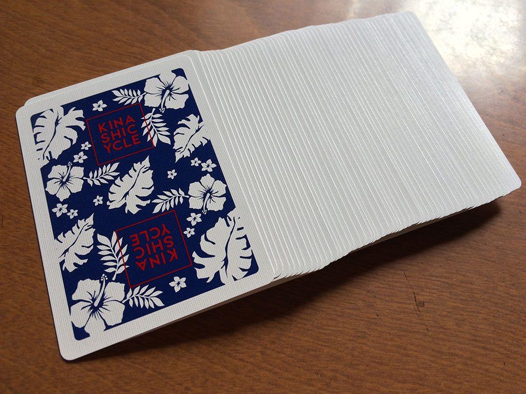 トランプ(BICYCLE×KINASHI CYCLE)カードイメージ1です