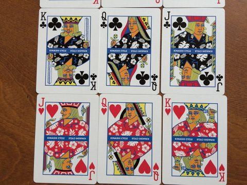 トランプ(BICYCLE×KINASHI CYCLE)カードイメージ6です