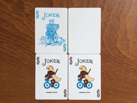 トランプ(BICYCLE×KINASHI CYCLE)カードイメージ7です