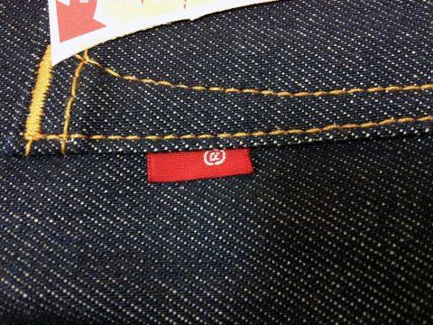 リーバイス 501 オリジナル STF 赤タブのイメージです