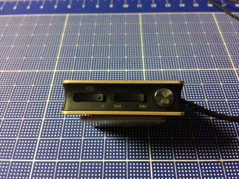 GLIDiC Sound Air WS-7000NC 本体側面です
