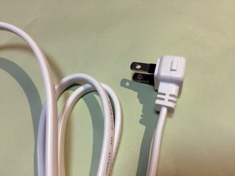 TAPKING USB PT600WH L型プラグです