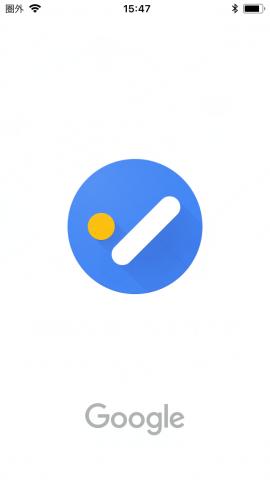 Google ToDo リスト 起動時のロゴ画面です